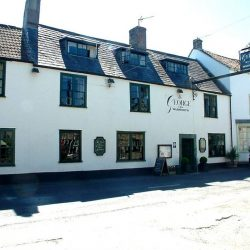 The George At Nunney hotel near Frome