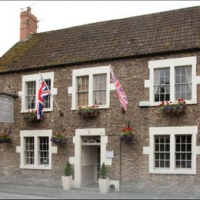 The Foresters hotel near Frome